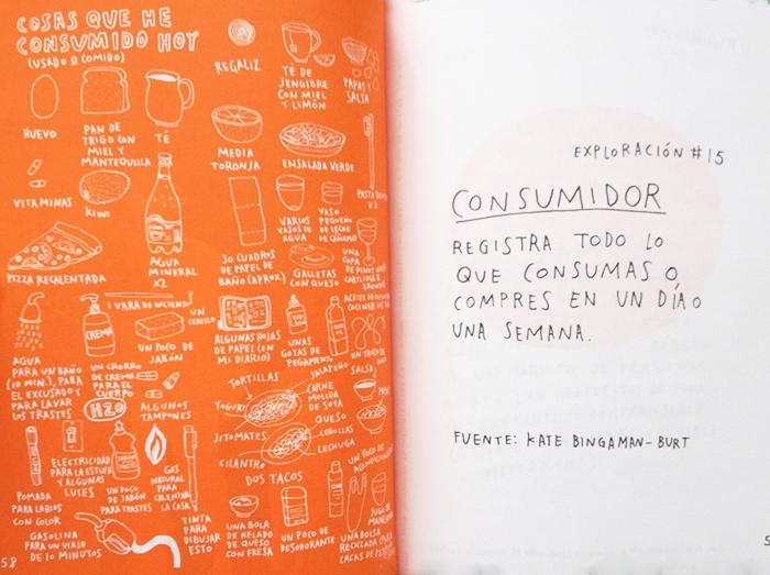 bloqueo creativo-explorador del mundo-consumidor-keri smith