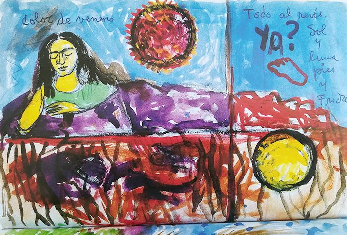 el diario de Frida-solyluna