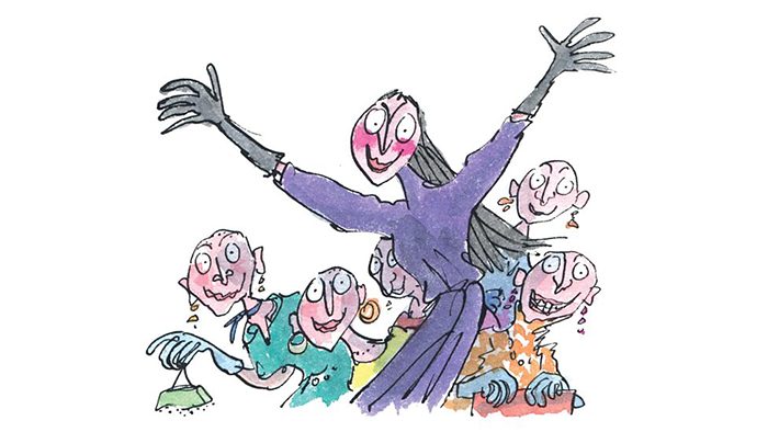 Quentin-Blake-the witches