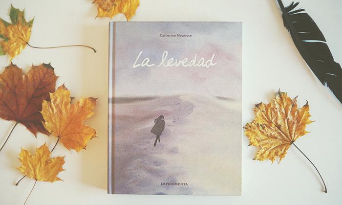 La levedad-Catherine Meurisse-cover