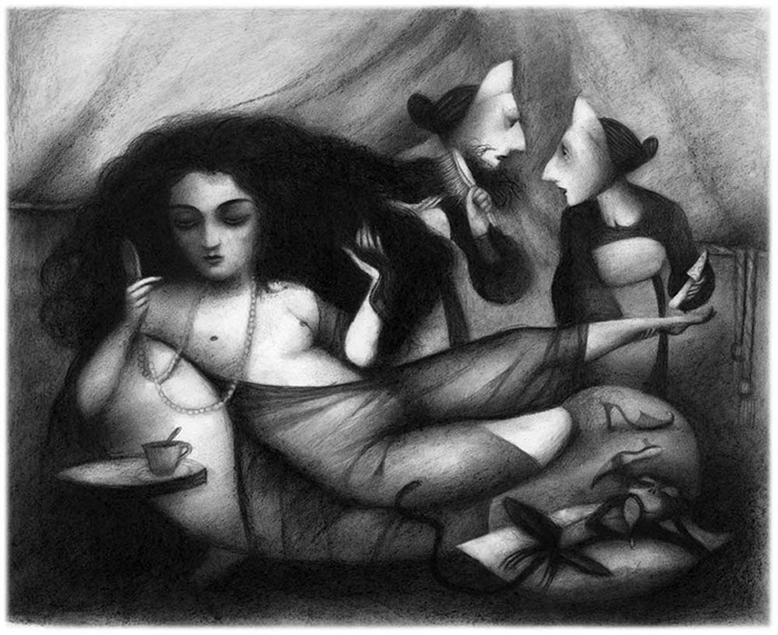 ana juan-snow white
