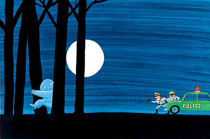 Tomi Ungerer_hombre luna