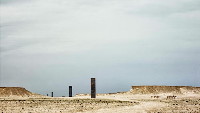 ritmo-Richard Serra-EastWest-WestEast