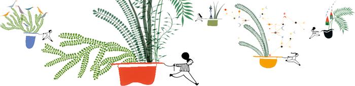 feria del libro infantil de Bolonia-Chloè Almeras