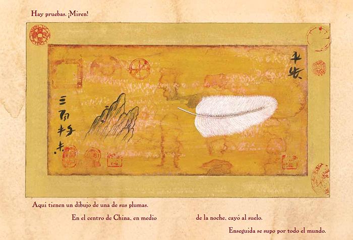 el coloquio de los pájaros-peter sís-pluma del rey