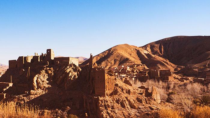 valle Dades Marruecos