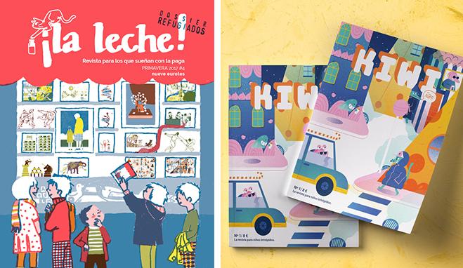 LaLeche_Kiwi_revistas_para_peques