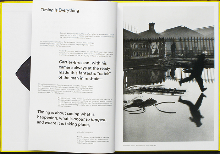 fotografía libro seeing things cartier-bresson