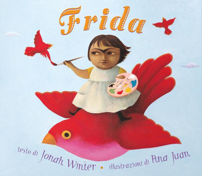 Frida Kahlo-Ana Juan-cover