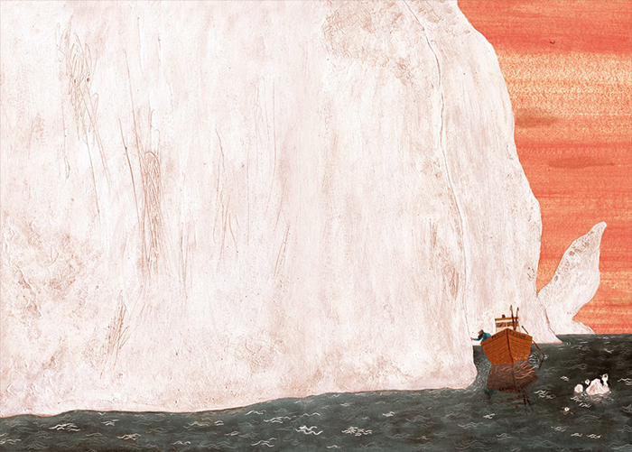 mar-Ahab y la ballena blanca_Manuel Marsol