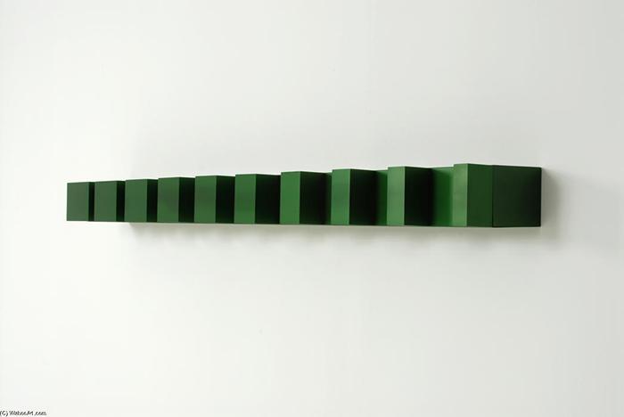ritmo-Donald Judd-Untitled