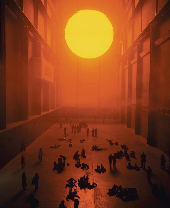 olafur eliasson-sun-tate gallery