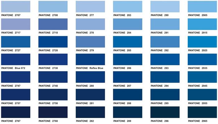 pintar el cielo-pantone-azules