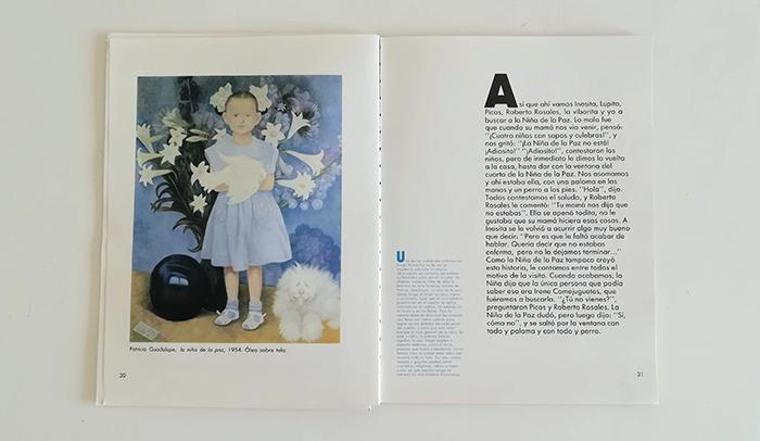 Diego Rivera-la niña de la paz