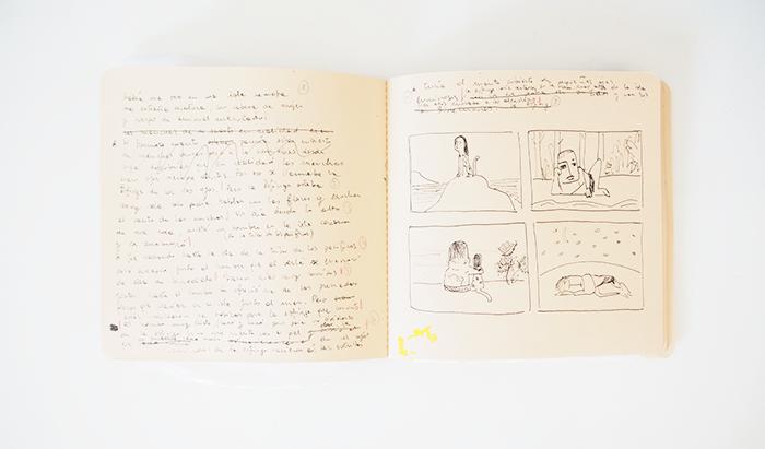 curso cisneros-sketchbook-creando historias